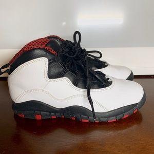 Jordan Chicago bulls 10s from 2012 release